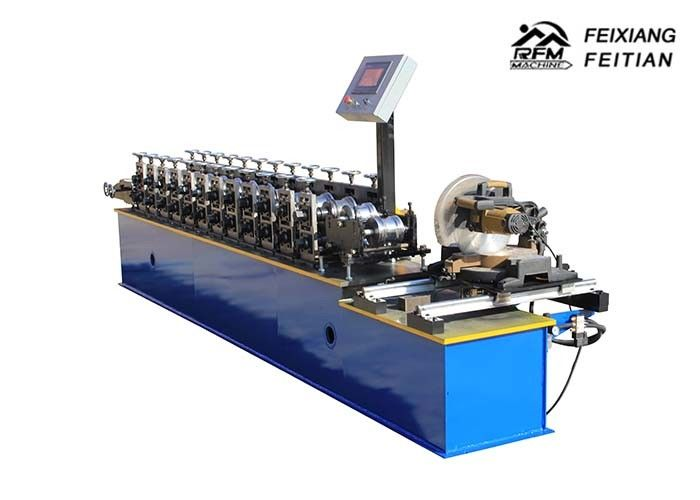 High Precision Automatic Rolling Shutter Machine / Hot Forming Machine 25m/Min Speed