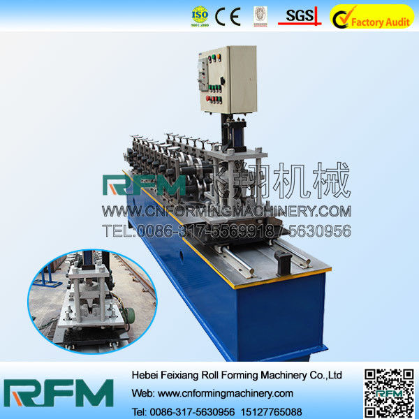 Drywall Steel Metal Stud And Track Roll Forming Machine Siemens Frequency